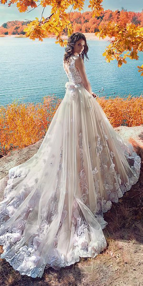 papilio wedding dresses a line floral appliques lace interesting 2017