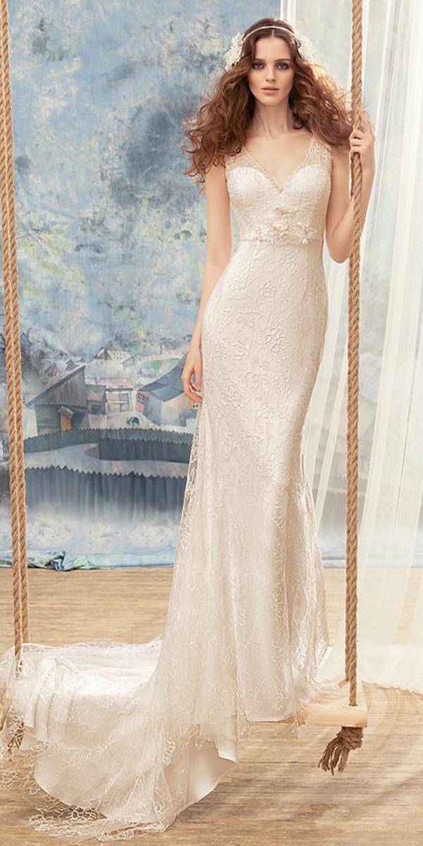 papilio wedding dresses sheath sweetheart floral embellishment sleeveless 2017