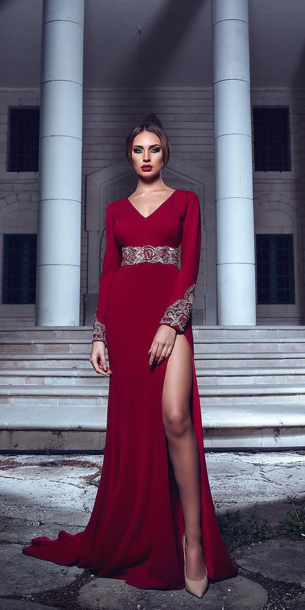 15 Your Lovely Red Wedding Dresses Wedding Dresses Guide