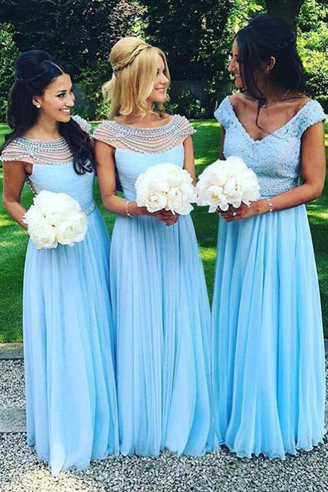 teal bridesmaid dresses long beaded pastel lulu