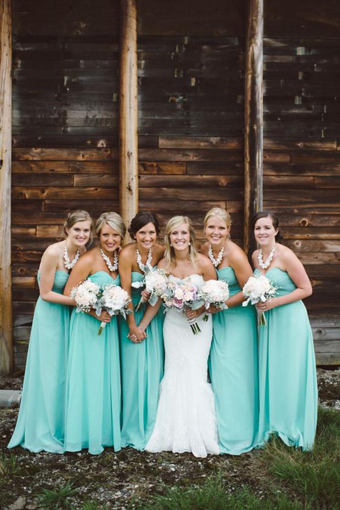 Convertible Bridesmaid Dresses  Versatile Multiway
