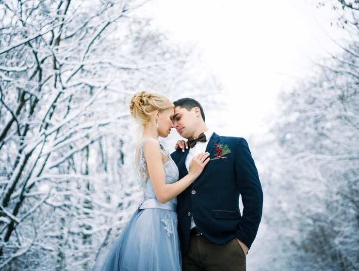winter wedding dresses featured