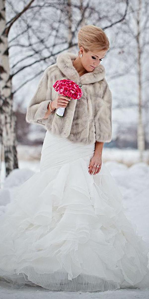 21 Impeccable Winter Wedding Dresses Wedding Dresses Guide