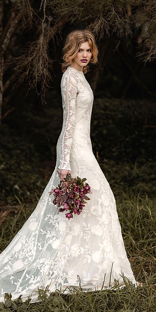 21 Impeccable Winter Wedding Dresses | Wedding Dresses Guide