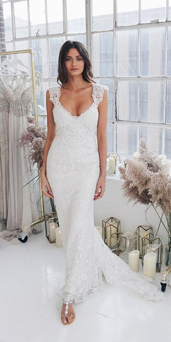 15 Ethereal Anna Campbell Wedding Dresses 2018 | Wedding Dresses Guide