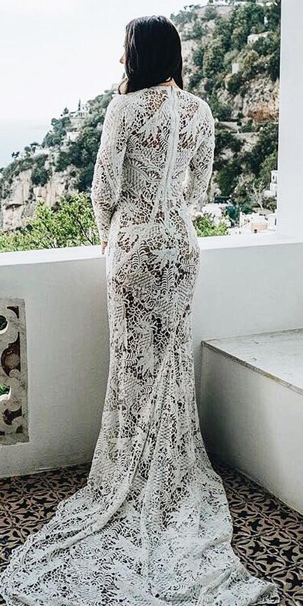 fantasy wedding dresses shath with long sleeves bohemian yolan cris