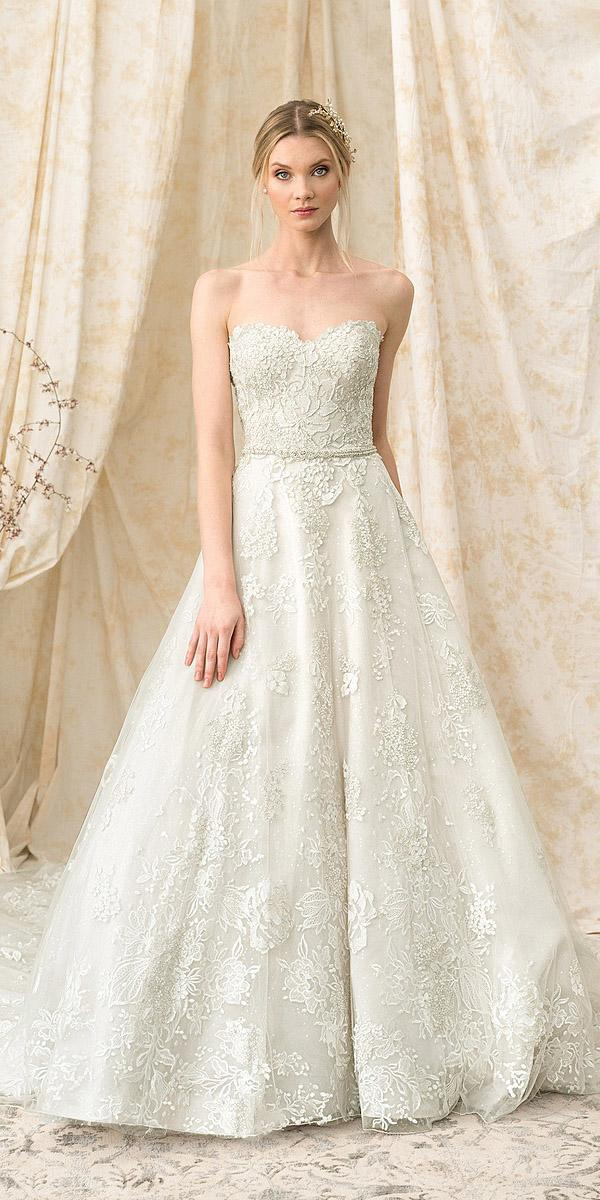 justin alexander signature wedding dresses a line sweetheart full lace