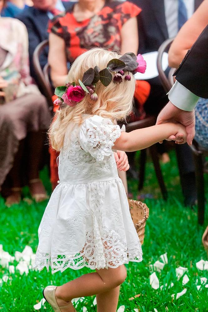 lace flower girl dresses with short sleeves jennifer lindberg