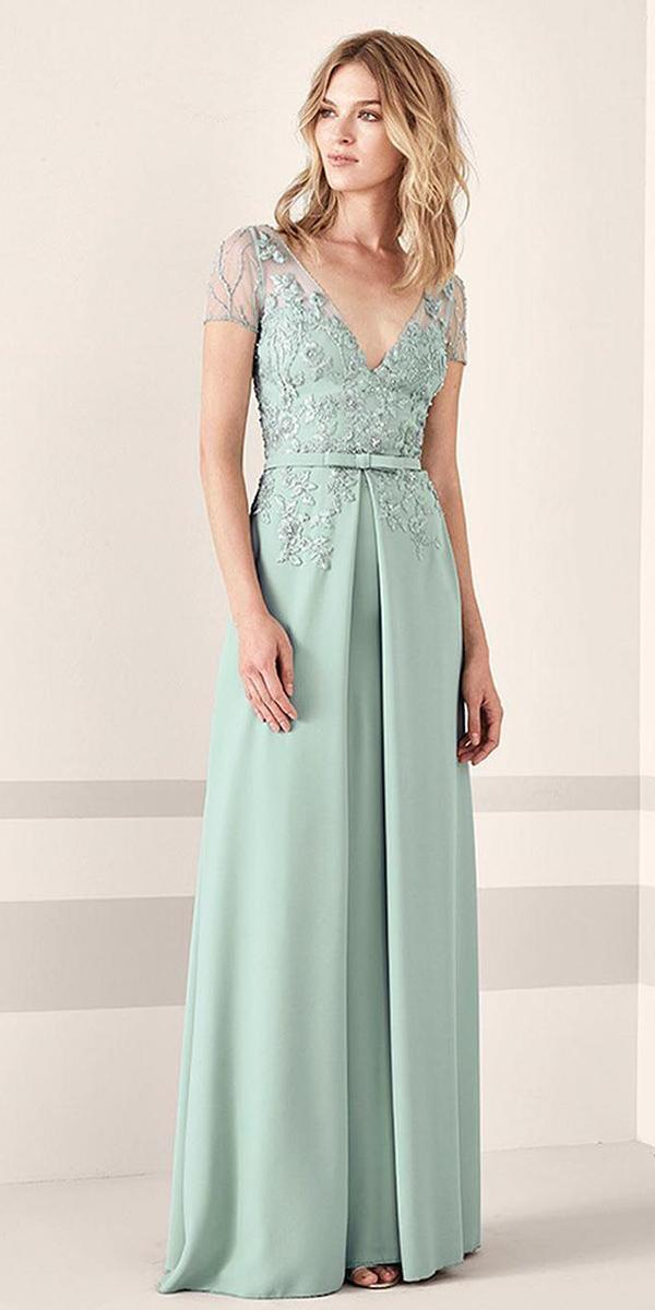 18 Long Mother Of The Bride Dresses