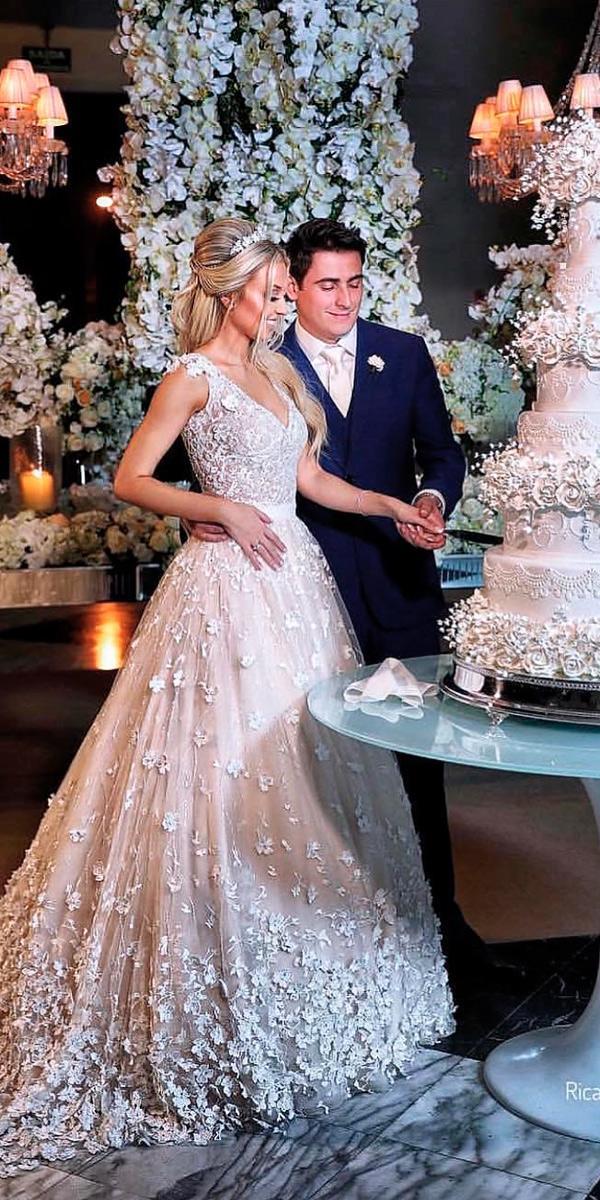 21 Princess Wedding Dresses For Fairy Tale Celebration | Wedding ...