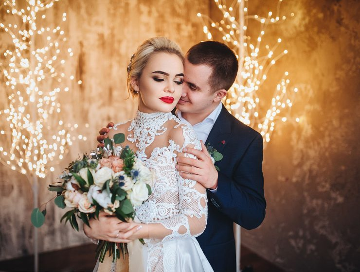 unique lace wedding dresses featured