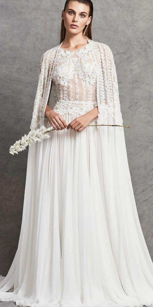 New York Fashion Week - Wedding Dresses Fall 2018 | Wedding Dresses ...