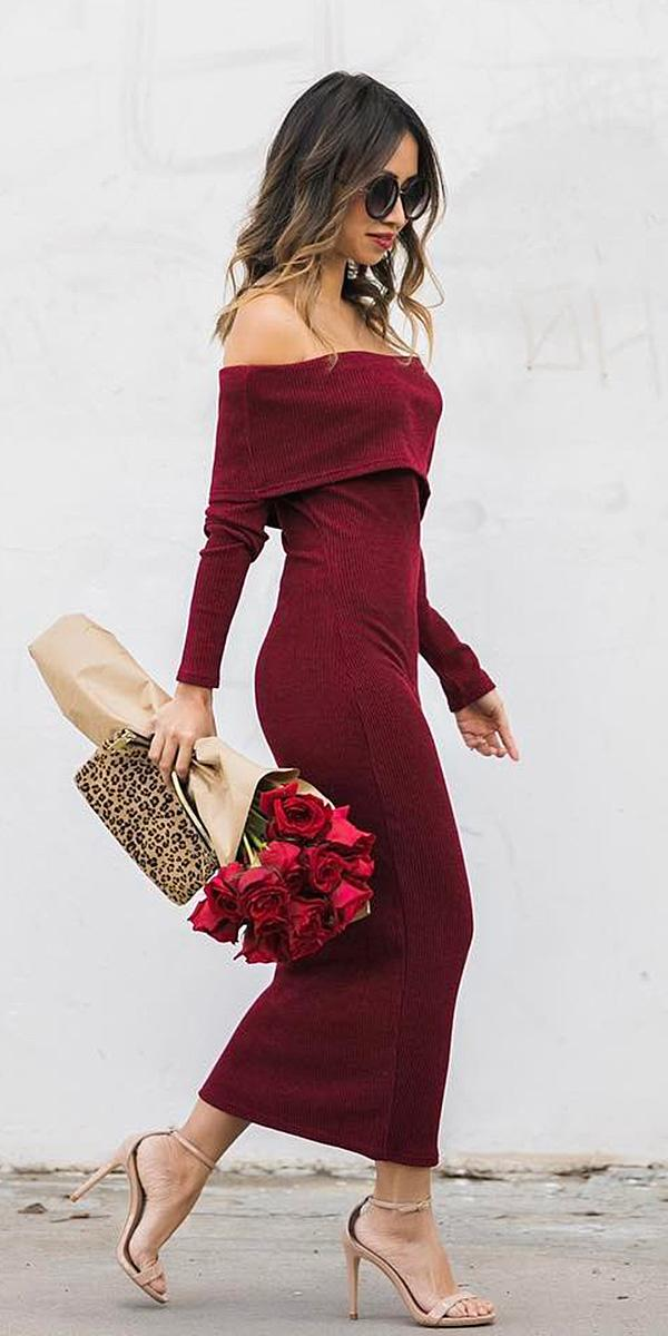Winter wedding guest dresses 15 best looks wedding for Dress wedding guest winter