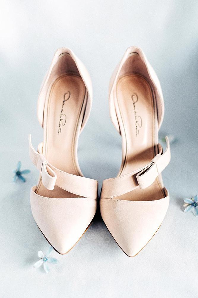 comfortable wedding shoes blush heels kilpat