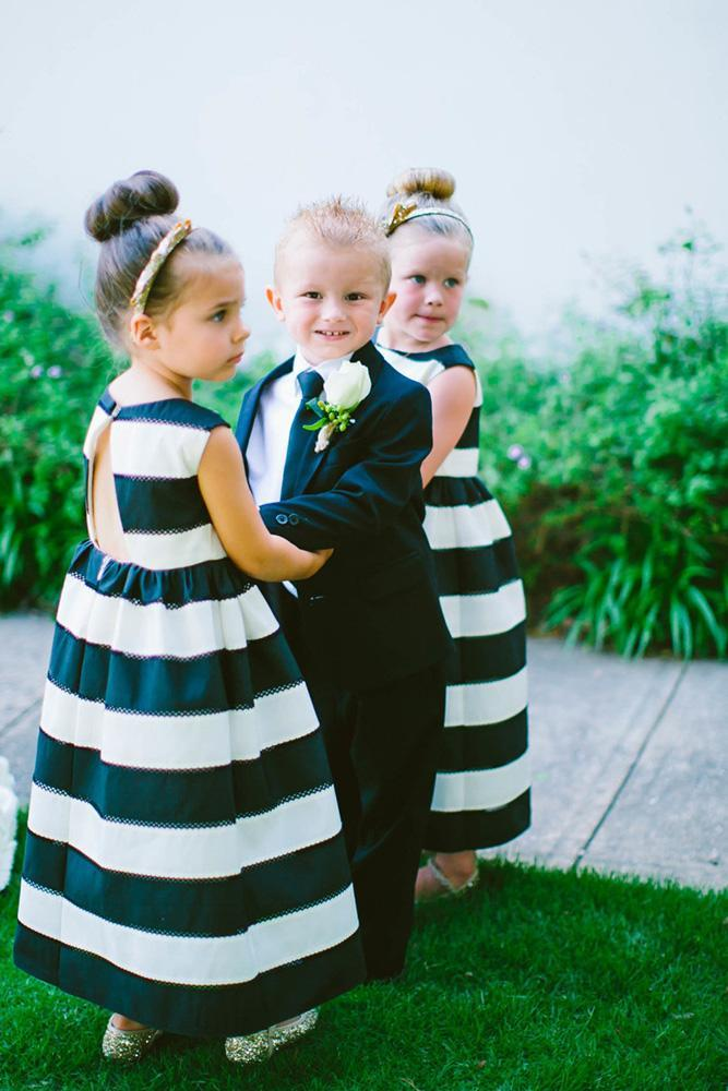 country flower girl dresses colored black white heather ann design photography