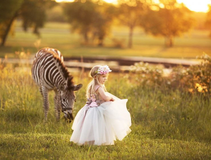 country flower girl dresses featured