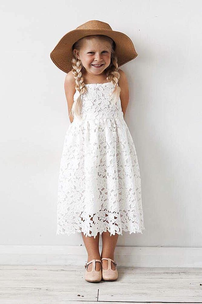 country flower girl dresses rustic lace arabella and rose