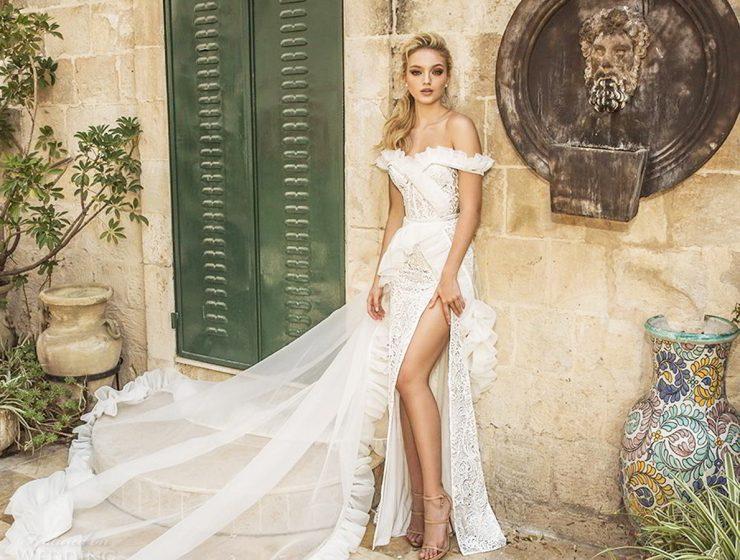 dany mizrachi wedding dresses 2018