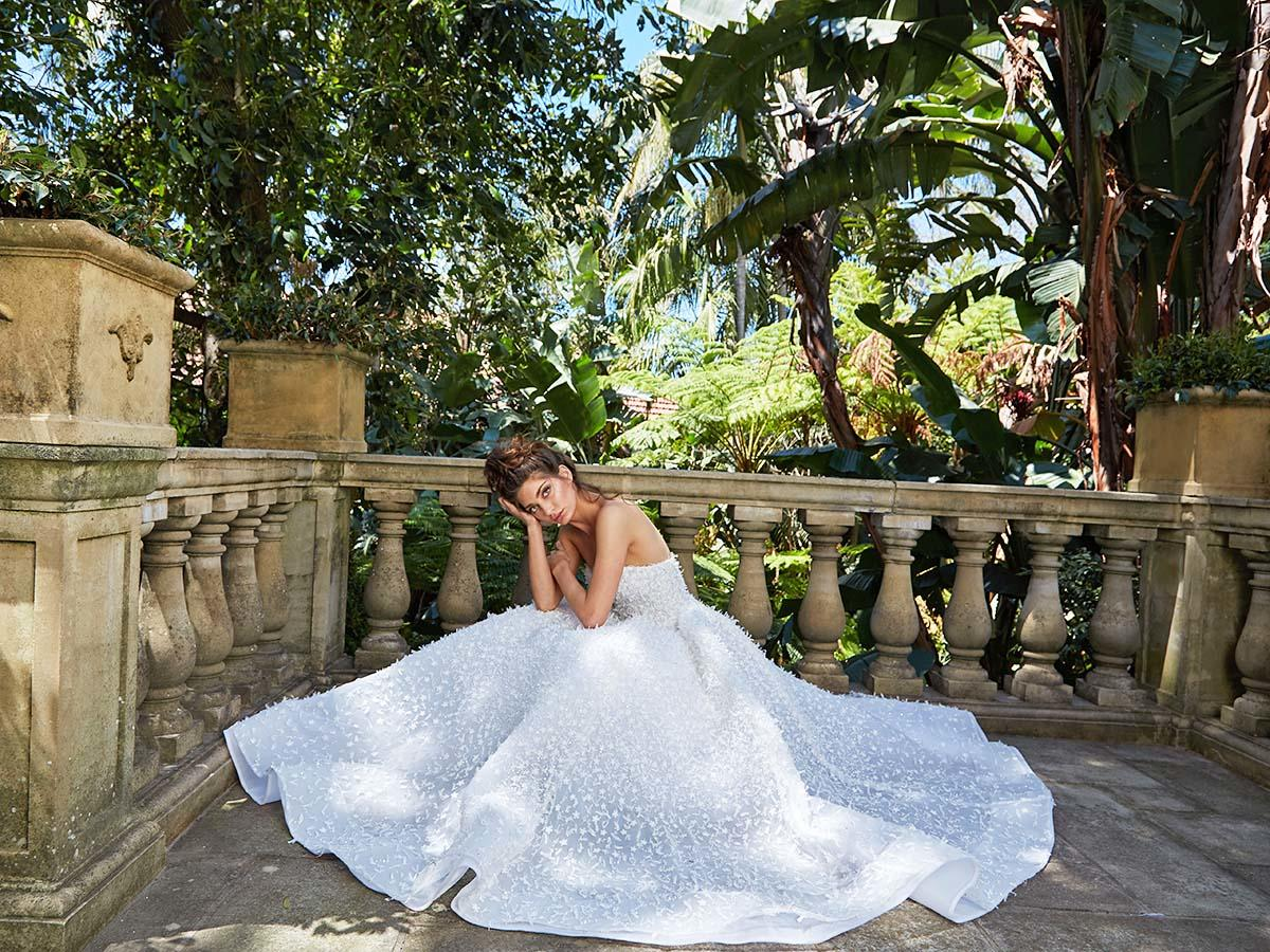 Leah da gloria wedding dresses featured wedding dresses for Leah da gloria wedding dress cost
