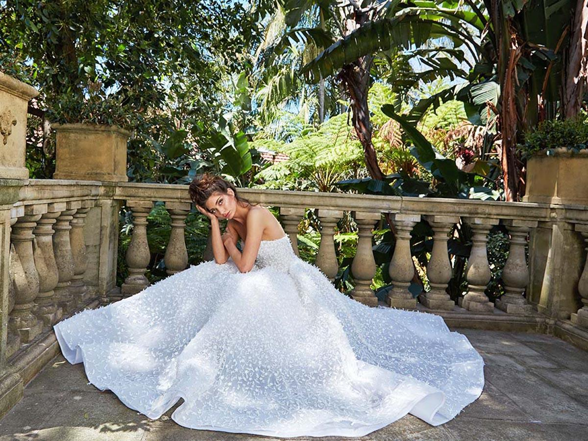 New 2018 leah da gloria wedding dresses wedding dresses for Leah da gloria wedding dress cost