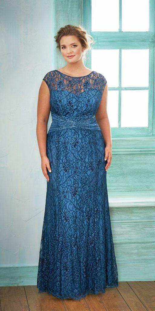 18 Stunning Plus Size Mother Of The Bride Dresses | Wedding ...