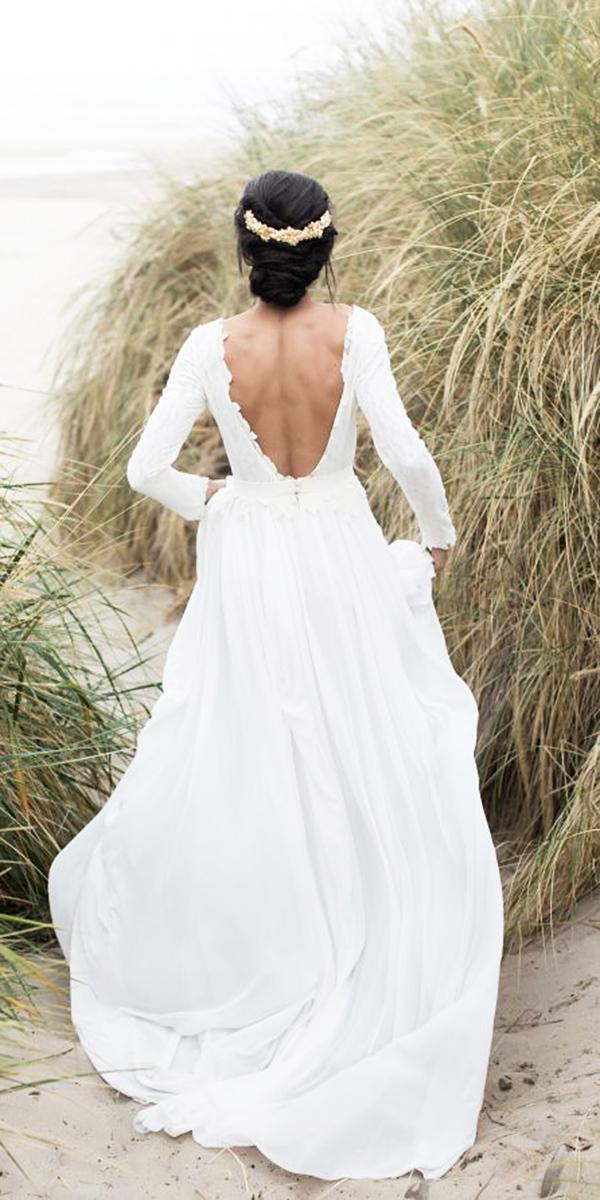 24 romantic bridal gowns perfect for any love story for Romantic wedding dress designers