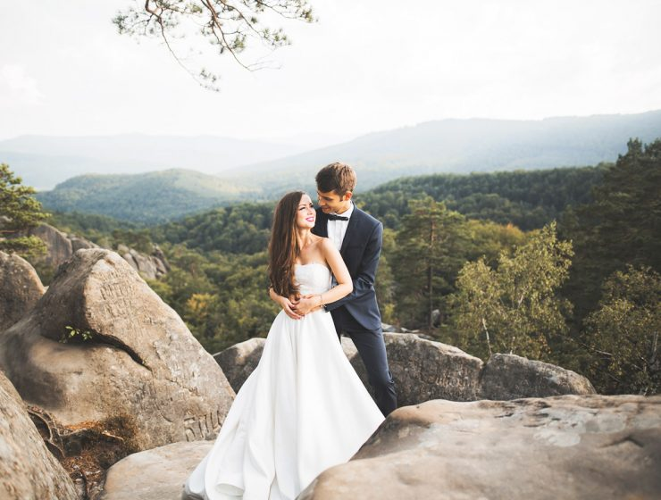 romantic wedding dresses featured
