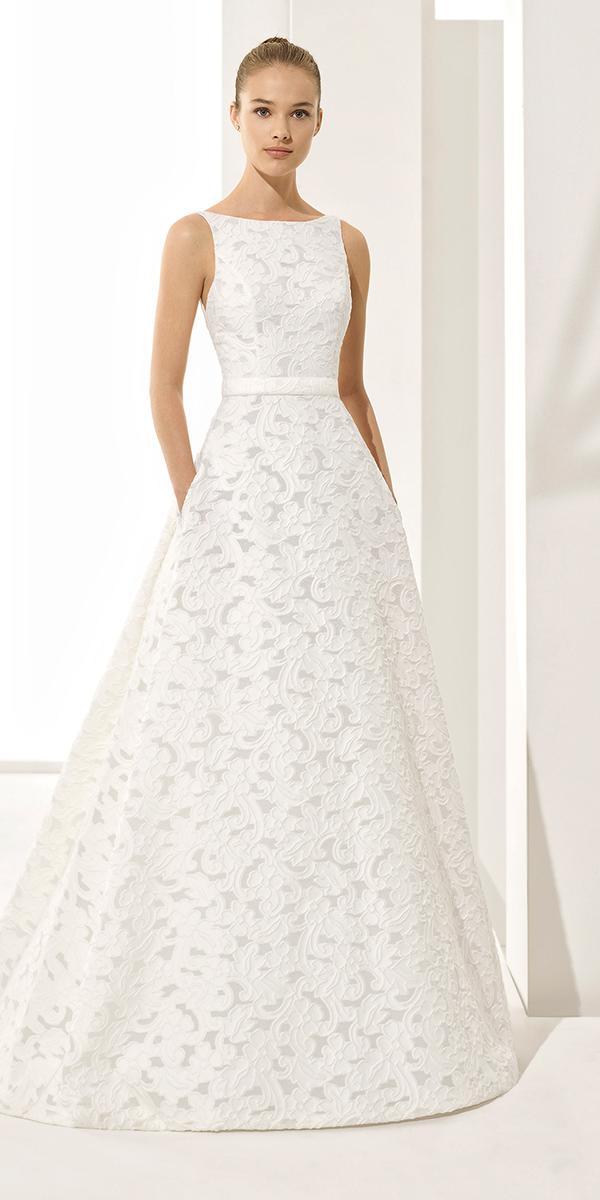 Rosa Clara Wedding Dresses 2018 For Romantic Bride   Wedding Dresses ...