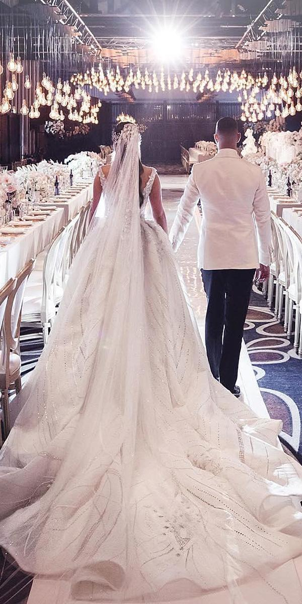 top wedding dresses ball gown luxury with veil emiliob photography