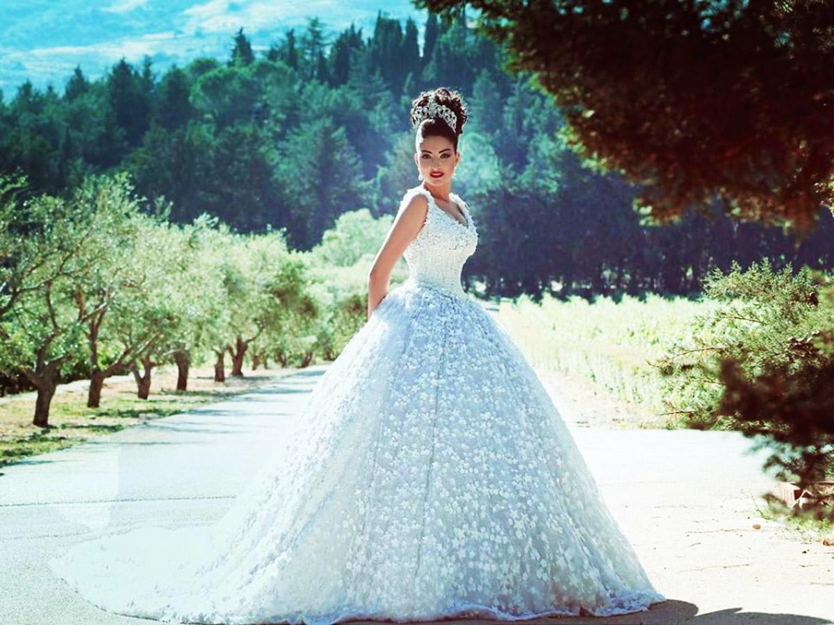 Brides Who Wear Walid Shehab Wedding Dresses | Wedding Dresses Guide