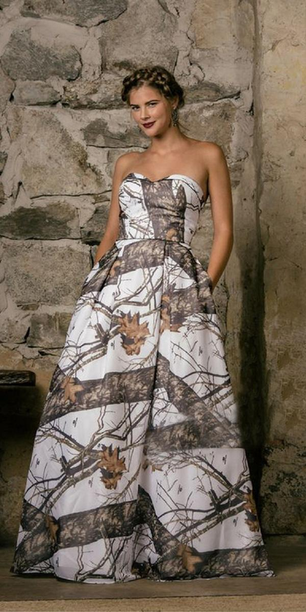 camo wedding dresses for cheap 9 camo wedding dresses for the modern thinking 2401