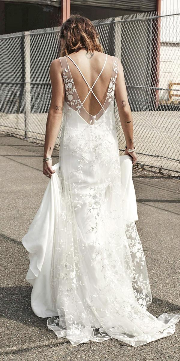 rime arodaky wedding dresses x cross low back light