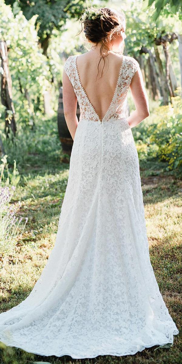 18 rustic lace wedding dresses for different tastes of for Where to buy daalarna wedding dresses