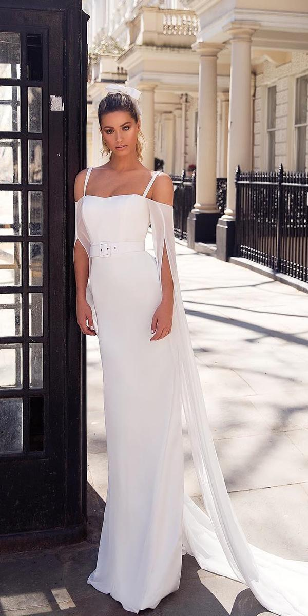 21 Most Wanted White Elegant Gowns | Wedding Dresses Guide