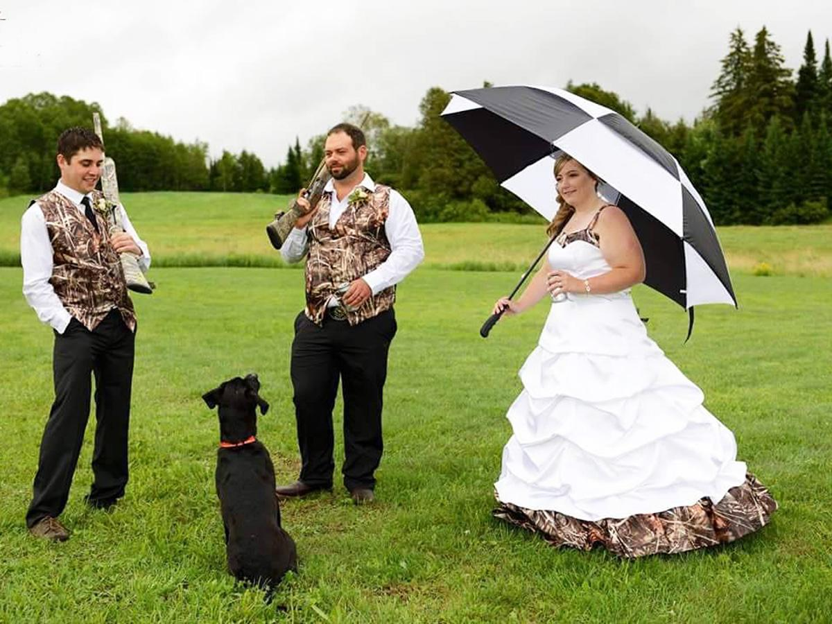 cheap camo wedding dresses featured