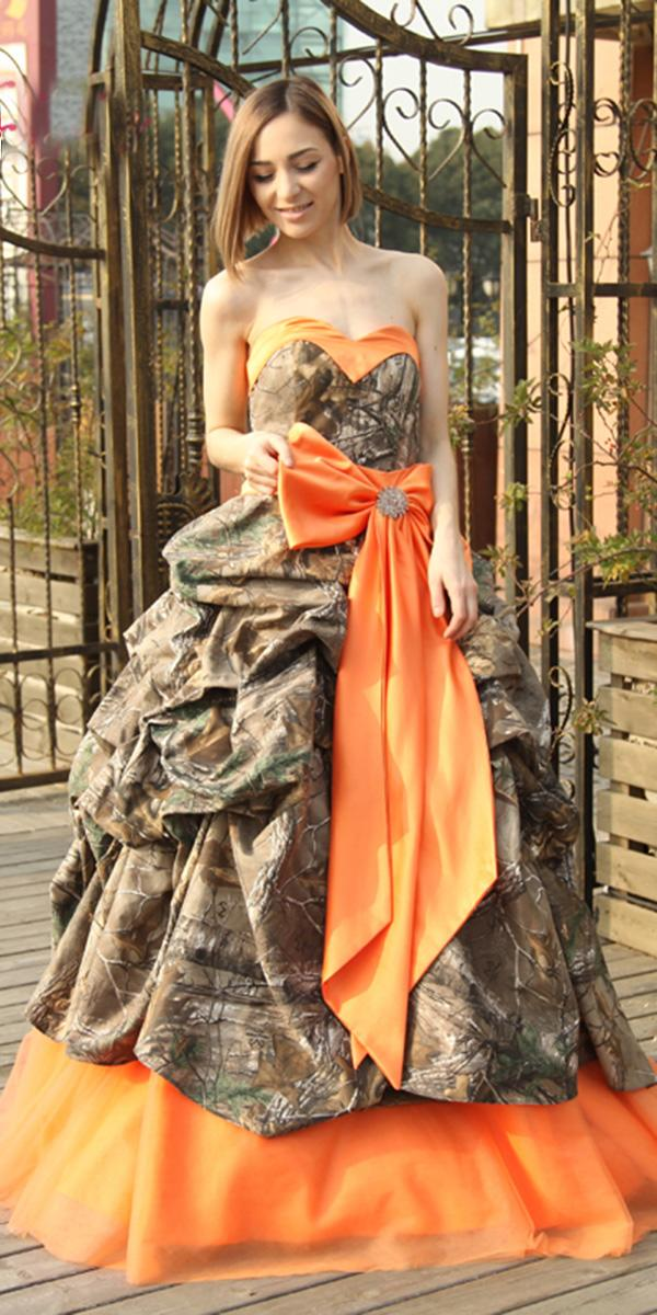 Cheap Camo Wedding Dresses For Every Budget Wedding Dresses Guide
