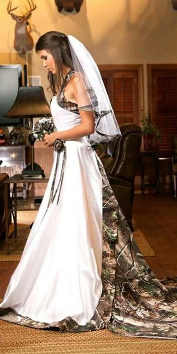 Cheap Camo Wedding Dresses For Every Budget | Wedding Dresses Guide