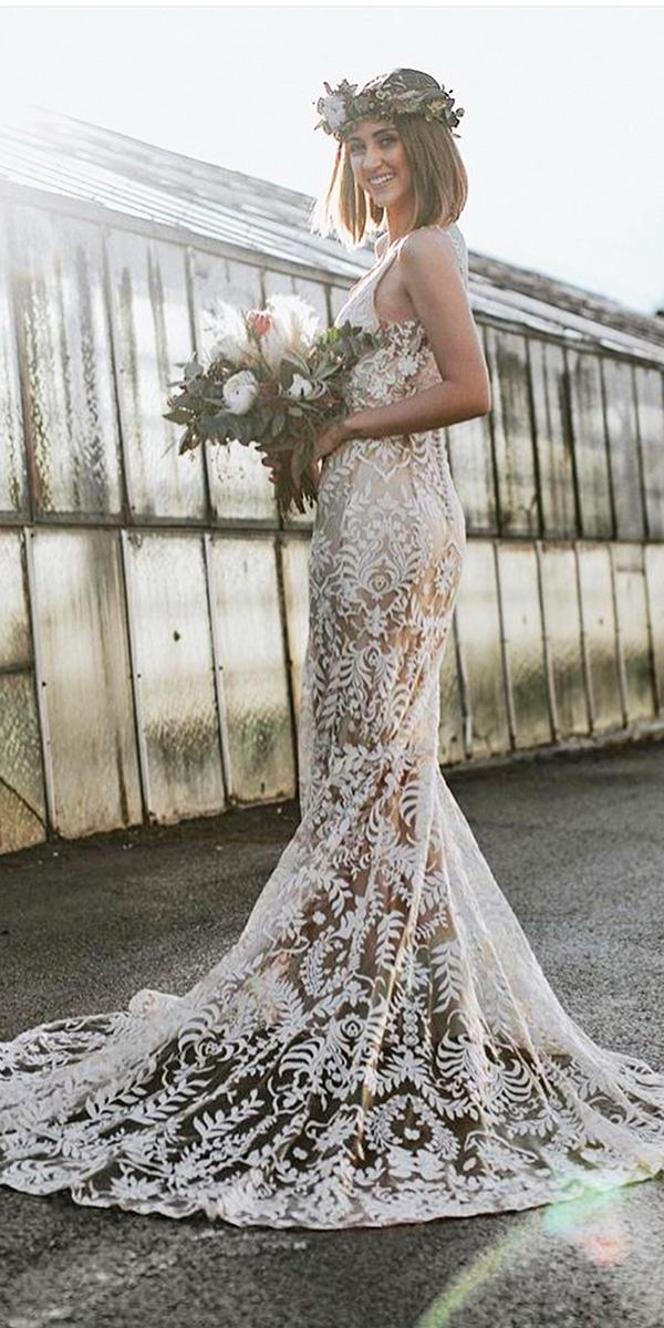 2a91abdad55cf country wedding dresses sheath lace sleeveless western willow by watters