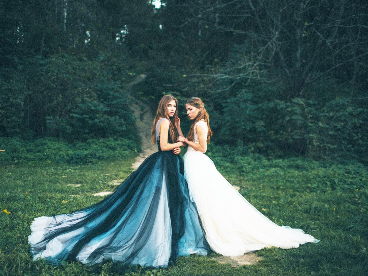 gothic wedding dresses featured