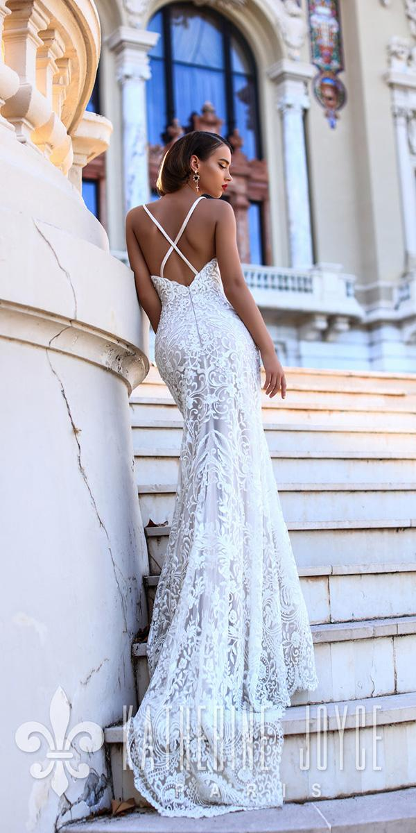 katherine joyce wedding dresses x cross back lace 2018