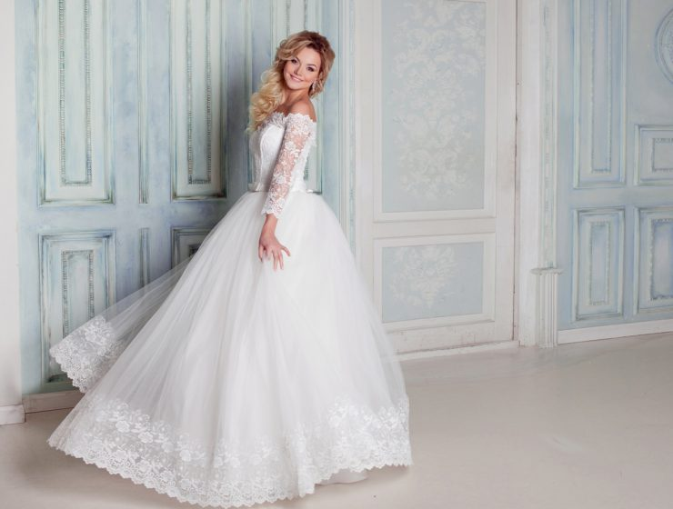 long sleeve wedding dresses featured