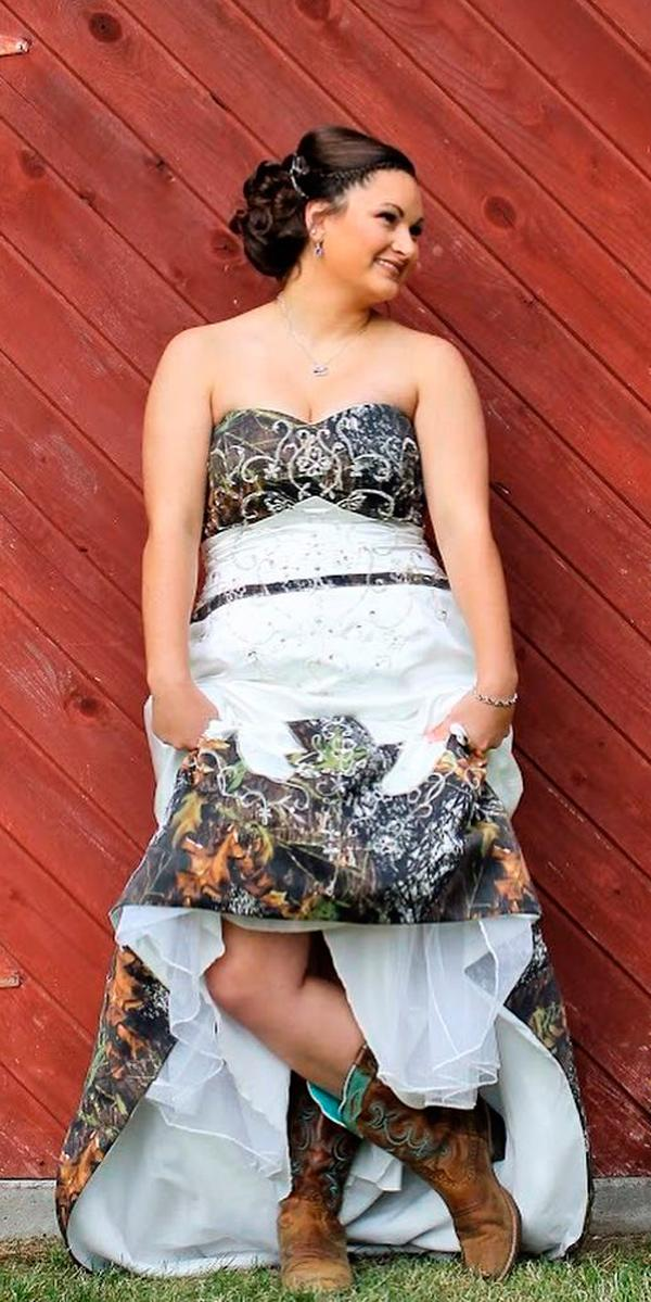 plus size camouflage dresses strapless sweetheart neckline the photography of oz