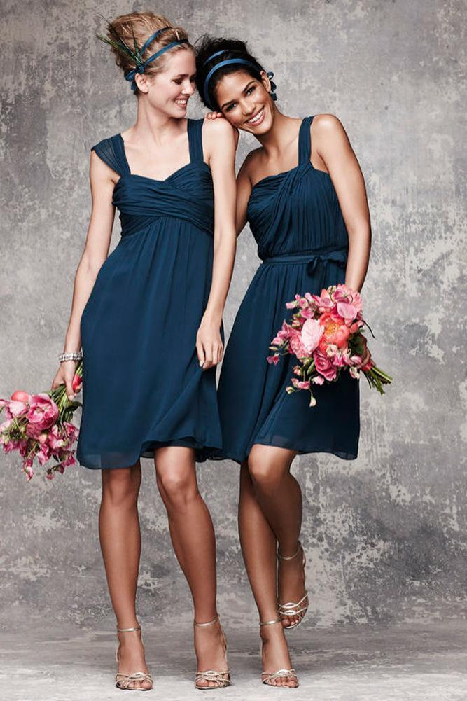 18 Blue Bridesmaid Dresses For Great Wedding | Wedding Dresses Guide