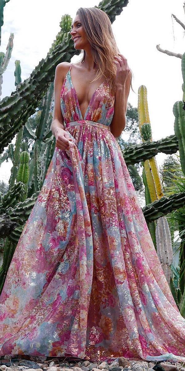 trendy suggestions15 beach wedding guest dresses