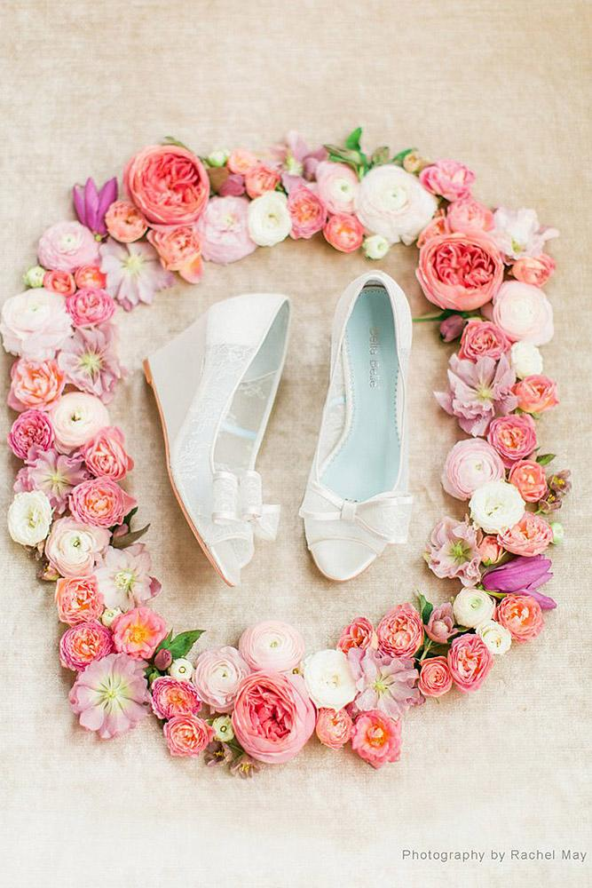 comfortable wedding shoes wedge with bow belle belle