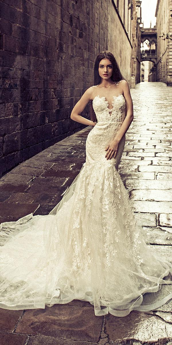 julia kontogruni wedding dresses mermaid sweetheart lace 2018