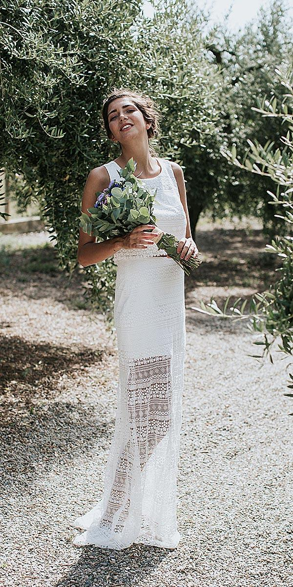 lavetis wedding dresses vintage full lace 2018