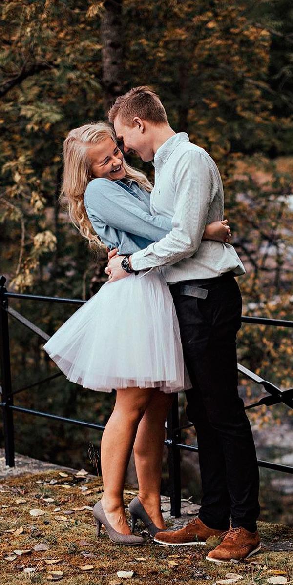 short simple wedding dresses with denim jacket liebenfoto