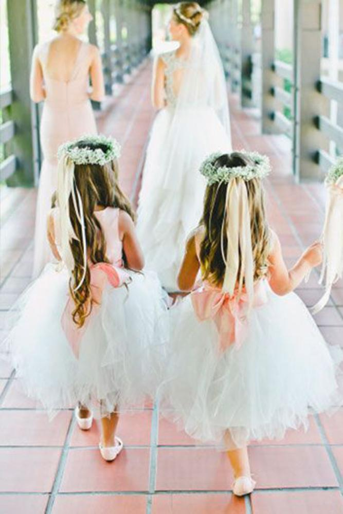 tutu flower girl dresses rustic with bow one love photography