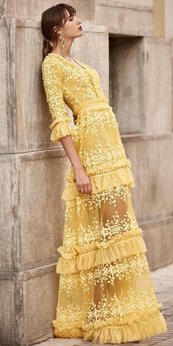18 Top Wedding Guest Designer Dresses For Modern Girls